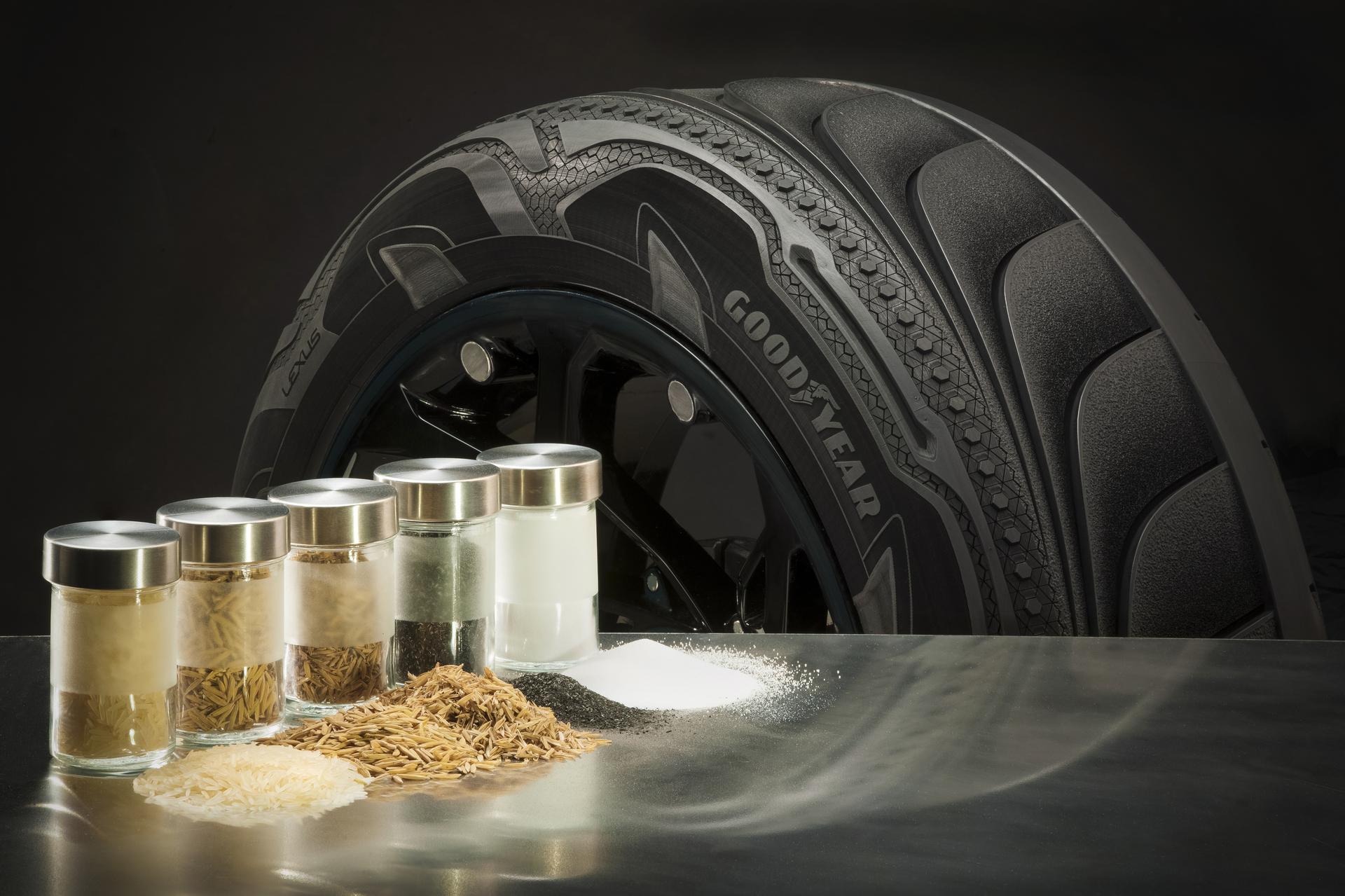 5 Elements RHAS front Bottles Tire