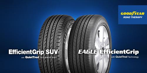 8. Goodyear EG & EG SUV