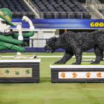 Goodyear Cotton Bowl – Day 1