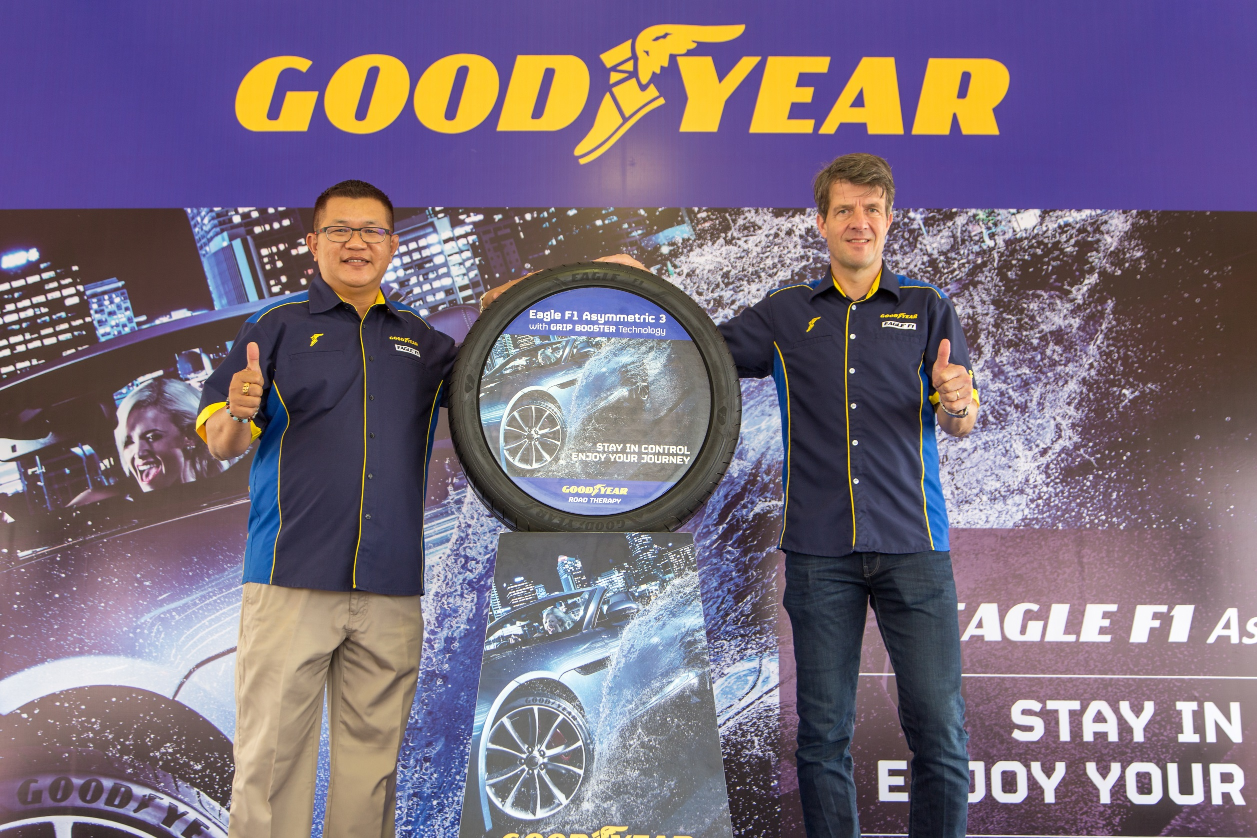 Goodyear Eagle F1 Asymmetric 3 Launch_Picture 4
