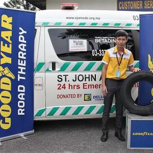 Goodyear Malaysia St. John Ambulance