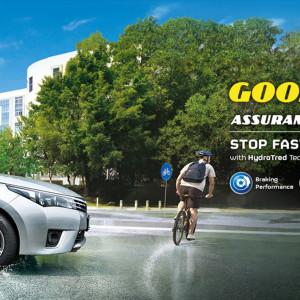 Goodyear Assurance Triplemax 2 Banner